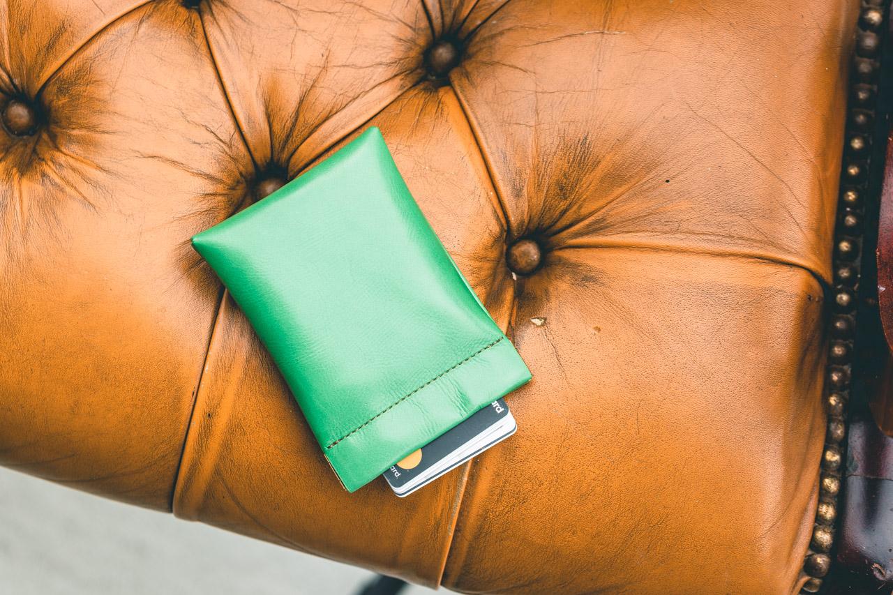 ミニマリストの為のミニ財布